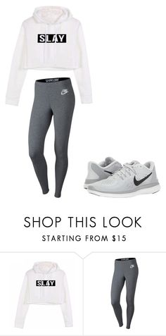 """Casual"" by kauaioceangirl ❤ liked on Polyvore featuring NIKE"