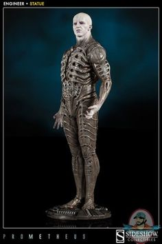 Engineer Prometheus Statue by Sideshow Collectibles | Man of Action Figures