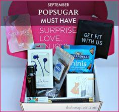 POPSUGAR MUST HAVE SEPTEMBER REVIEW & TILO SCARF GIVEAWAY   The Box Queen #popsugar #popsugarmh