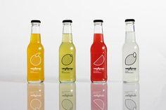 veg & pop (jus de fruits healthy) | Design (projet étudiant) : David Reca (ESI Valladolid), Valladolid, Espagne (février 2016)
