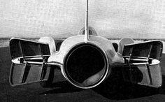 Pontiac Firebird XP 21 1954