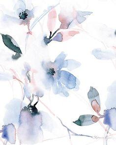 Poetry Fine Art Print by Stephanie Ryan