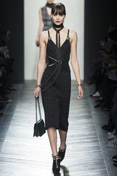 Bottega Veneta Fall 2016 Ready-to-Wear Fashion Show - Ana Christina