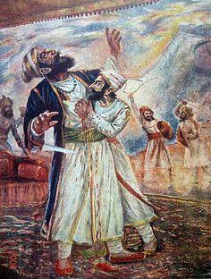 Afajal khan VADH By Raje Shiv chatrapati