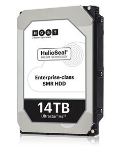 Ultrastar Hs14 14TB 3.5-inch Helium Platform Enterprise SMR Hard Drive Highest Capacity – 14TB SMR HDD Extreme Power Efficiency – 60% lower idle watts/TB than 8TB air-filled drives Purpose Built – Host-managed SMR supports sequential write workloads