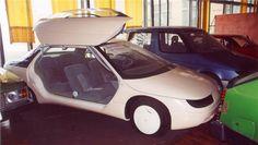 OG   1986 Moskvitch AZLK-2144 'Istra' / АЗЛК-2144 Истра   Prototype
