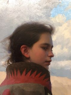 """Rain Shadow"" oil by Jeremy Lipking Oil Painting Tips, Figure Painting, Painting & Drawing, Abstract Paintings, Watercolor Painting, Abstract Art, Grand Art, La Art, Oil Portrait"
