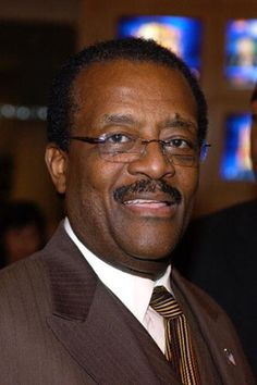 Johnnie Cochran, probably best known for his leadership role as a defense attorney for O. J. Simpson in the murder trials of Simpson's ex-wife and her friend,
