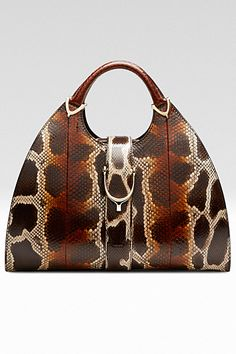 edeadb44d1a Gucci Stirrup Top Handle Python bag Best Purses