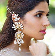 Aetee designs # fusion earrings #