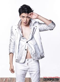 Lee Min Ki for Cosmopolitan Korea