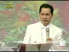 "Get enlightened by the revelation message of the Appointed Son of God, Pastor Apollo C Quiboloy as he shares the message ""Fellowship of the Lord's Sufferings. Son Of God, Apollo, Worship, Lord, Videos, Youtube, Pastor, Youtubers, Video Clip"
