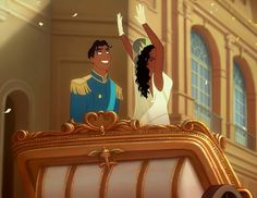 Stunning. | This Is The One Thing You Never Noticed About Princess Tiana