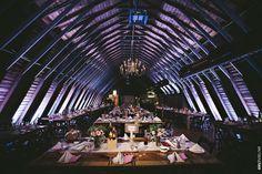 Throwback to Hiromi and Joshua's wedding in the Barn in the Fall 2013.  Photo courtesy of Diane Hu Photography.  #tbt #barn #rustic #wedding #weddingvenue #rusticwedding #barnwedding #purple #uplight #mrandmrs #love #happy #PeronaFarms