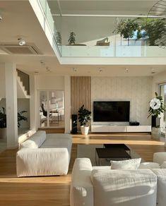 Home Room Design, Dream Home Design, My Dream Home, Home Interior Design, House Design, Modern Interior, Dream Apartment, Aesthetic Rooms, Home And Deco