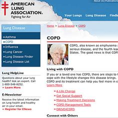 If youve been diagnosed with chronic obstructive pulmonary disease (COPD), a chronic lung condition that includes emphysema and chronic bronchitis, you probably have more than a few questions.