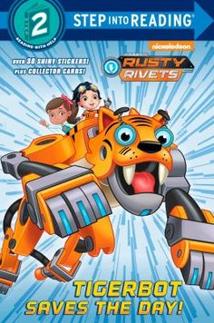 When Botasaur goes missing, Rusty and Ruby build Tigerbot to help find him. Library Services, New Neighbors, Save The Day, Royal Navy, Lonely Planet, Memoirs, The Book, Author, Reading