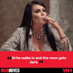 Hands up if you have that affect on a room #MobWives