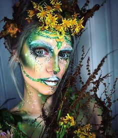 75 Brilliant Halloween Makeup Ideas to Try This Year