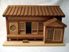 Japanese style dollhouse