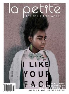 La Petite Print Issue 7 out now! #editorial #kids