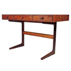 Georg Petersens Rosewood Desk, 1960
