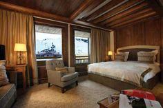 Le Portetta Hotel and Mountain Lodges, a boutique hotel in Courchevel Ski Resort
