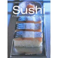Sushi - Préparations et Recettes de Kimiko Barber - Bibliothèque numérique - Vous pouvez retrouver le cours de cuisine par des enfants pour des enfants et des recettes de chaque jours sur Cuisine de Mémé Moniq http://cuisine-meme-moniq.com #cuisine #livre #food #recettes