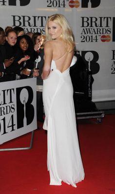 Confira o look das celebridades do BRIT Awards 2014, a cerimônia foi realizada em Londres nesta quarta-feira (19 de fevereiro).   Celegram