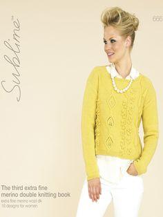 8bd91dad7 Sublime knitting patterns