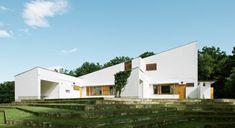 Maison Louis Carré par Alvar Aalto : Une touche finlandaise dans le paysage français