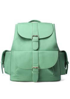 Mint Backpack.