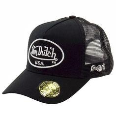 e6ac2c7424557 Unisex Womens Ladies Mens Von Dutch Casual Baseball Cap Trucker Hats ...