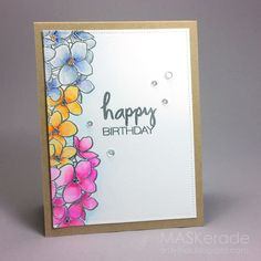 They have a very playful inspiration at this week's  Inspired by All the Little Things:             I stamped and embossed the edge of ...