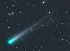 This image from Michael Jager of Jauerling, Austria – taken on November 10, 2013 – clearly shows that Comet ISON now has not one but two tails. That's a sign that the comet is drawing closer, and closer, to the sun that binds it in orbit. Comet ISON will be closest to the sun by the end of this month, on November 28, 2913.