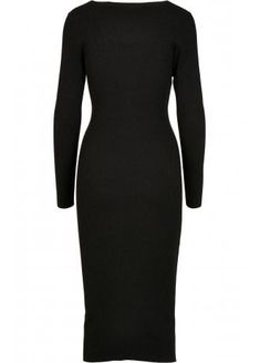 Urban Classics Long Knit Dress | Attitude Clothing