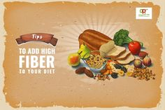 High fiber food is important for your health. In fact, it reduces cholesterol levels, risk of diabetes and heart disease. Reduce Cholesterol, Cholesterol Levels, High Fiber Foods, For Your Health, Diet, Blog, Fiber Rich Foods, Fiber Foods, Blogging