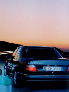 W124 500E  (from pamphlet)