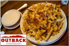 Outback Cheese Fries!
