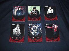 6  Michael Jackson Mint Panini Cards Free Ship (set 8) - http://www.michael-jackson-memorabilia.com/?p=2809