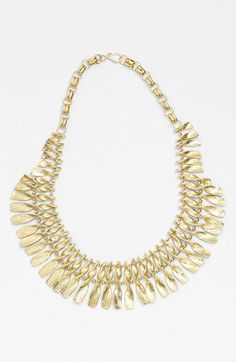 Kendra Scott 'Sandy' Bib Necklace available at #Nordstrom