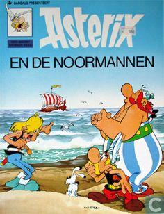 Strip - Asterix - Asterix en de Noormannen