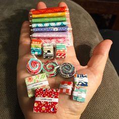 Three Owls Handmade: Dollhouse Miniature Precuts Tutorial This is so stinking cute!!
