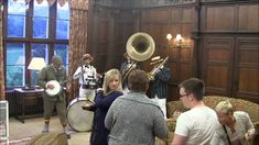 When the wedding-fair is going a bit slow... you can always just whip-out a trad rendition of Gaybar.