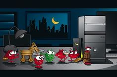 Internet_hidden_perils http://blog.bullguard.com/2012/12/the-hidden-perils-of-the-internet.html