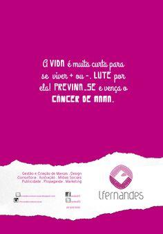 Lfernandes: Anúncio LFernandes | Outubro Rosa