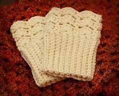 Tween Preteen Teen Crochet Boot Cuff Legwarmers by 4R3Kids on Etsy, $11.50