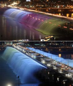 Banpo-Bridge-Seoul-25 Beautiful Places In Our Amazing World