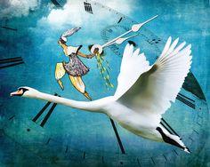 A Time to Dance - Ann Baker (Print)