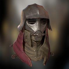 ArtStation - Helmet 49, Glenn Donaldson